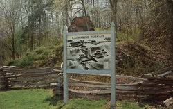 Catharine Furnace Chancellorsville Campaign Area