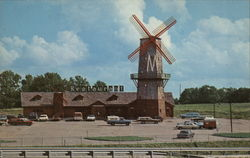 Windmill Restaurant and Travel Center Postcard