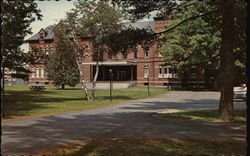 Corthell Hall, Administration Building, Gorham State Teachers College