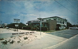 White Sands Apts. Motel, 13701 Gulf Blvd., Madeira Beach, Florida 33708