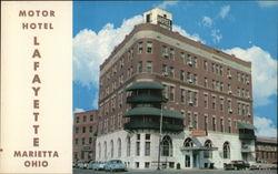Lafayette Motor Hotel