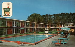 Holiday Inn of Melbourne East Postcard