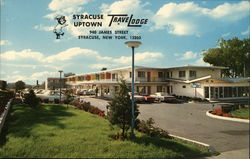 Syracuse Uptown Travelodge, 940 James Street, Syracuse, New York 13203
