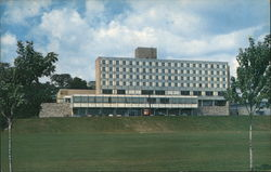 New Y.M.C.A., John G. Pershing Park