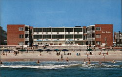 Sea Scape Motel, Oceanfront at 16th Street, Ocean City, Maryland 21842