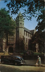 Administration Building, Youngstown College