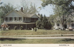 Smith House Postcard