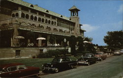 The Porch of Hotel Hershey