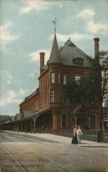 Depot Gloversville New York