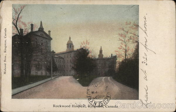 Rockwood Hospital Kingston Canada Ontario
