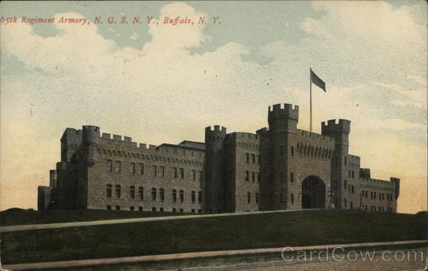 Regiment Armory Buffalo New York
