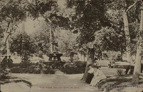 The Park Valley City North Dakota