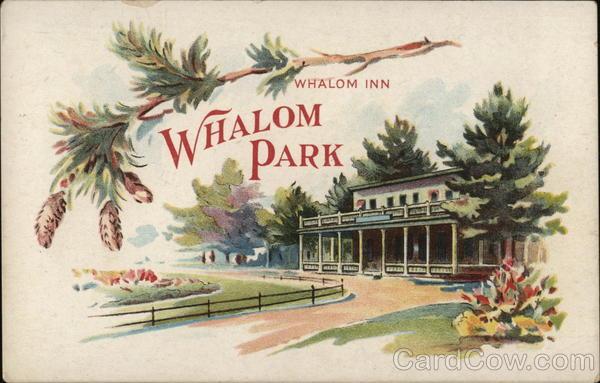 Whalom Inn, Whalom Park Lunenburg Massachusetts