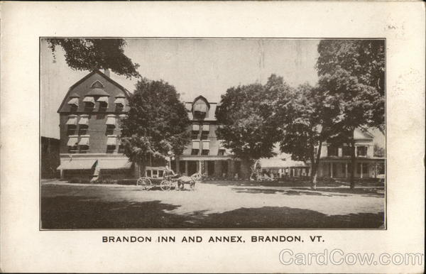 Brandon Inn and Annex Vermont