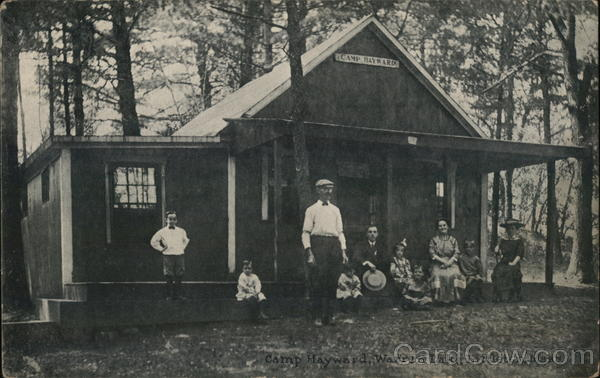 Camp Hayward Warren Lake Littleton Massachusetts