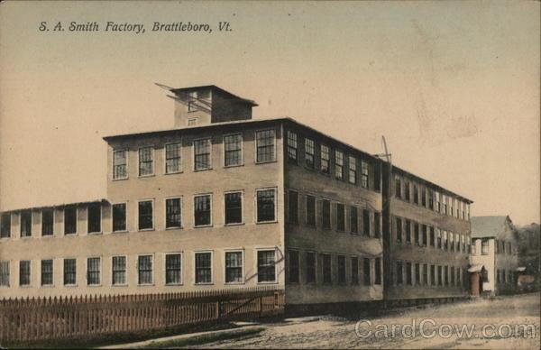 S. A. Smith Factory