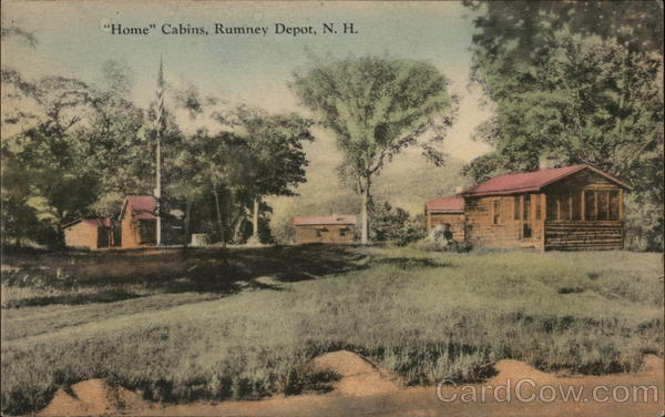 Home Cabins Rumney Depot New Hampshire