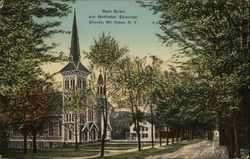 Main Street and Methodist Episcopal Church