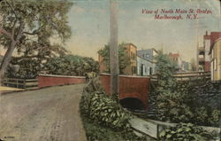 View of North Main St. Bridge