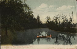 Eighteen Mile Creek Postcard