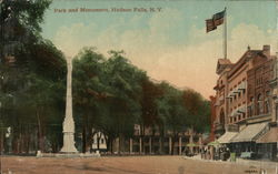 Park and Monument