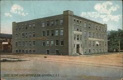 Glove Factory, Louis Meyers & Son