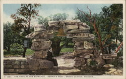 The Arch at the Entrance, Hermit's Rest
