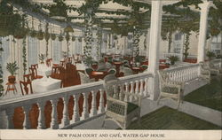 New Palm Court and Cafe, Water Gap House