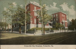 Pottsville City Hospital