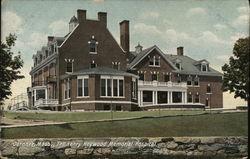 The Henry Heywood Memorial Hospital