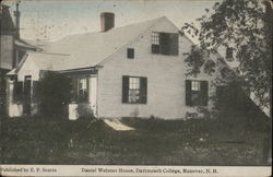 Daniel Webster House, Dartmouth College