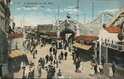 Concessions on the Pier