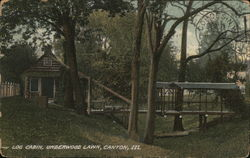 Log Cabin, Underwood Lawn