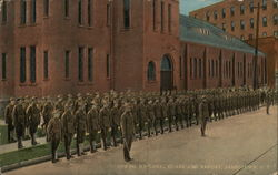 13th Co. National Guard and Armory