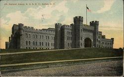 Regiment Armory, N. G. S. N. Y.