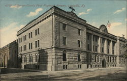 Jefferson County First Regiment Armory