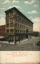Hotel Gallatin, Corner of Main St. and Gallatin Ave.