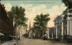 Genesee Street from Savings Bank