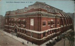 Sixty-Ninth Regiment Armory