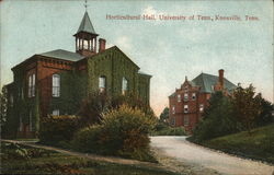 Horticultural Hall, University of Tennessee