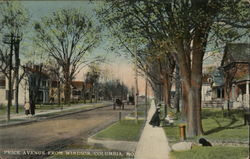 Price Avenue from Windsor