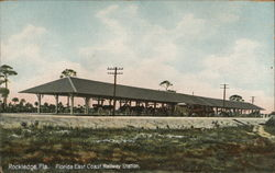 Florida East Coast Railway Station