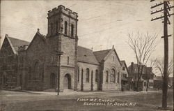 First M.E. Church, Blackwell St.