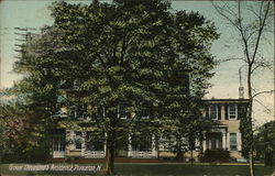 Grover Cleveland's Residence
