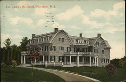 Col. Libby's Residence