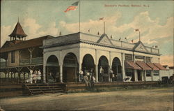 Gordon's Pavillion Postcard