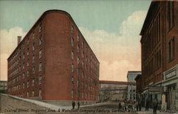 Central Street, Heywood Bros. & Wakefield Company Factory