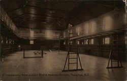 Gymnasium, New Jersey State Normal School