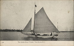 "The Oyster Sloop ""Trader"""