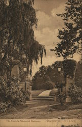 Conklin Memorial Gateway, Haverford College